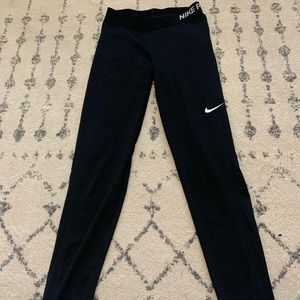 Dry fit Nike leggings